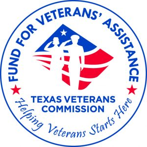 Texas Veterans Commission Fund for Veterans' Assistance logo