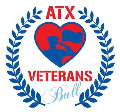 ATX Hearts Veterans Ball logo