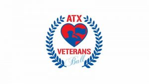 ATX Hearts Veterans Ball logo