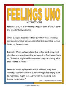 Uno Freek, feelings Uno