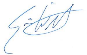 Eric Wittek signature